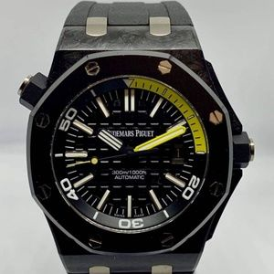 Audemars Piguet Royal Oak Offshore Carbon Diver